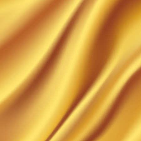tissu or: Milieux de soie d'or