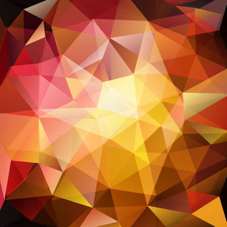Abstract triangle background Illustration
