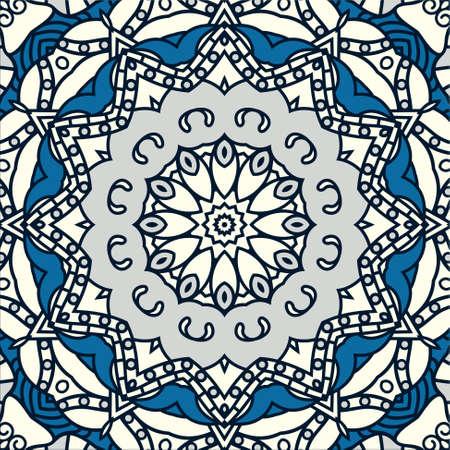 Round Decorative Design Element Stock Vector - 18983019