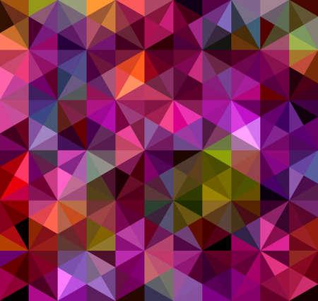 Fond abstrait géométrique