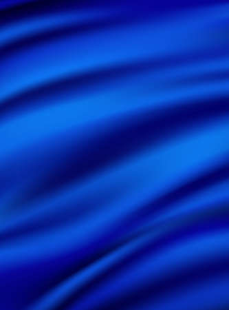 Abstract Texture, Blue Silk photo