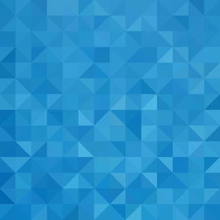 Fond bleu abstraite Vecteurs