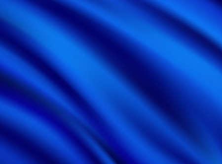 Abstract Texture, Blue Silk photo