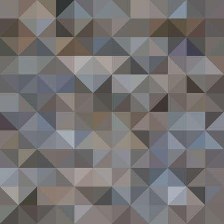 Abstracte Naadloze Patroon van de Driehoek, Geometrische Achtergrond Stock Illustratie