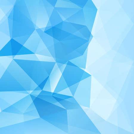 diamond clip art: Abstract Blue Background