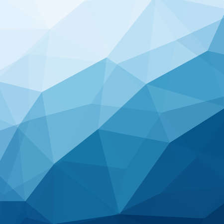 Abstract Triangle Geometrical Background, Vector Illustration EPS10 Ilustracja
