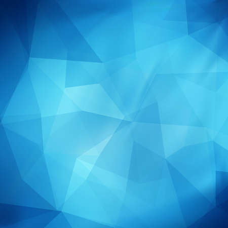 Abstract Triangle Geometrical Multicolored Background