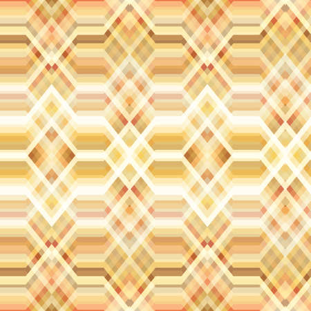 Color Abstract Retro Vector Striped Background, Fashion Zigzag Seamless Patterns of Yellow and Beige Stripes Vector