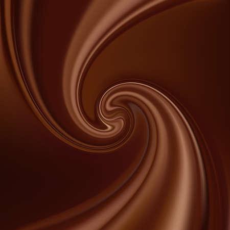 fondo chocolate: Fondo abstracto de Chocolate Vectores