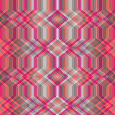 Color Abstract Retro Striped Background Vector