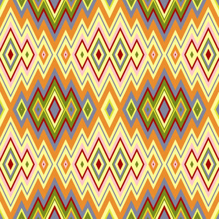 striped band: Colored Abstract Retro Striped Background Illustration