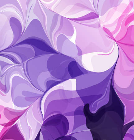 vibrant background: Colorful Vector Original Watercolor Painting Abstract Floral Background.