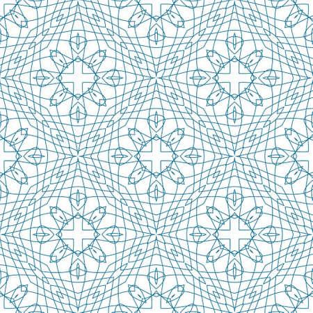 Seamless Illustration of Tangier Grid