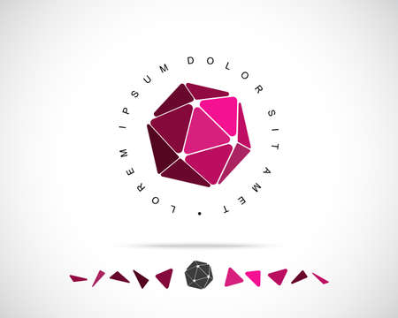 Abstract Symbol Design Template