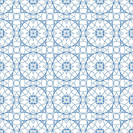 specimen: Vector Seamless Illustration of Tangier Grid, Abstract Guilloche Background Illustration