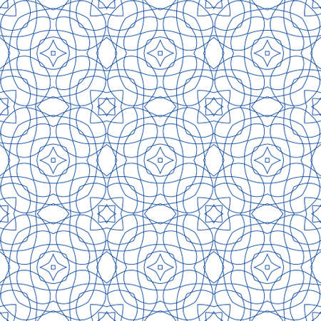 A Vector Seamless Guilloche Background