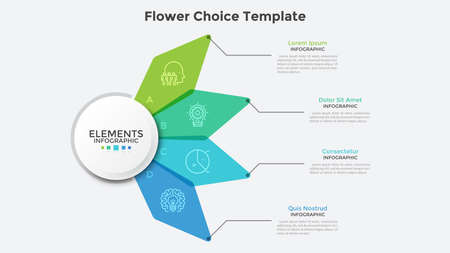 Modern Creative Infographic Template