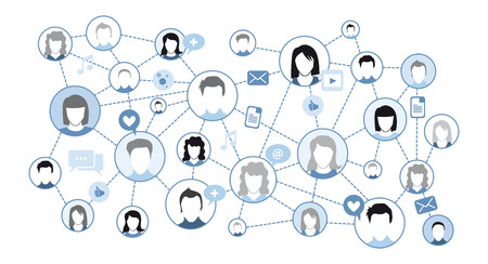 networked: Social Media Network
