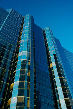 Tall Modern Office Buildings  Stock Photo - 11841025