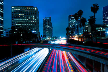central california: Futuristic Urban City