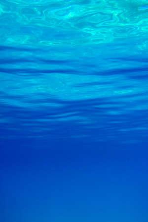 sky diving: Under Water