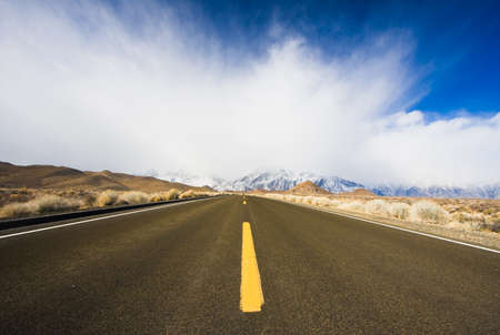 infinity road: Road to Nowhere