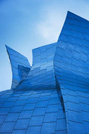 Abstract Detail van Modern Urban Architecture