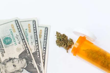 medicate: Medical Marijuana Concept