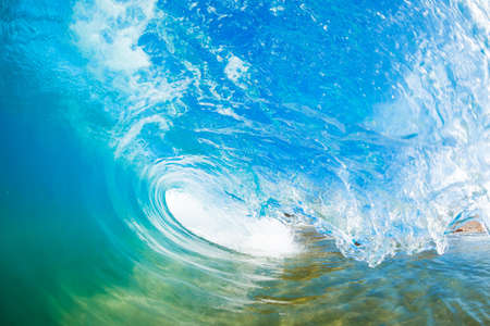 northshore: Ocean Wave Stock Photo