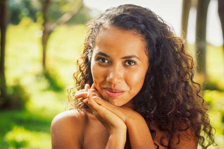 African American woman Stock Photo - 13721171