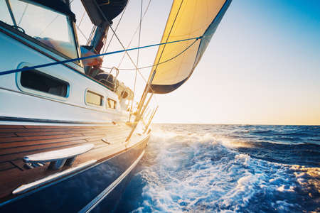 boat: Sailing to the Sunrise