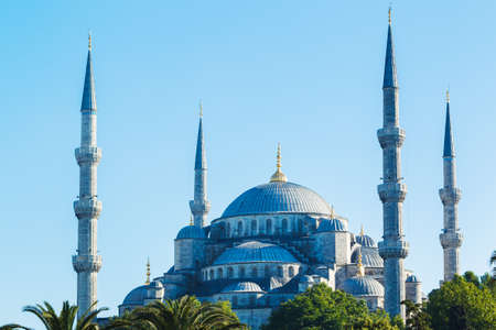 The Blue Mosque, Istanbul Turkey photo
