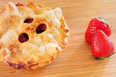 Berry Pie, Delicious Freshly Baked Gourmet Pie