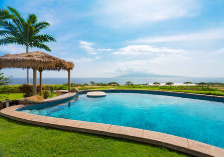 forsale: Luxury home with swimming pool