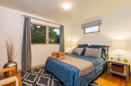 bedsheets: Bedroom in Contemporary Home, Interior Design