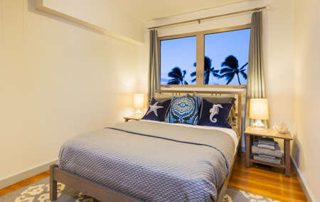 Bedroom in Contemporary Home, Interior Design   photo