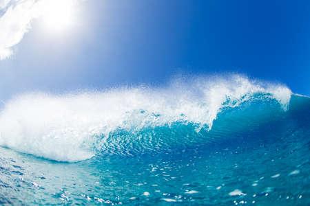 ocean wave: Blue Ocean Wave