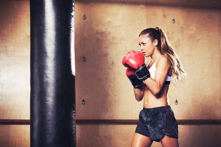Бесплатно фото красивых мускулистых девушек в боксерских перчатки фото 763-143