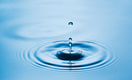Water Drop Foto de archivo