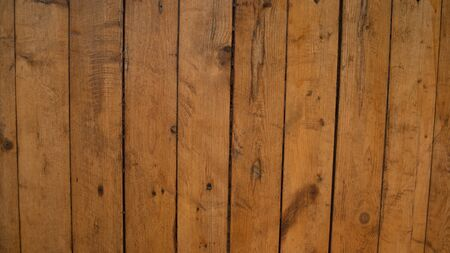Wood background texturewooden planks. With copy space.
