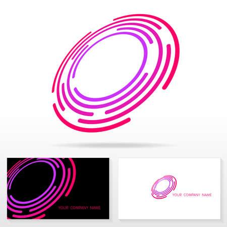 cocao: Letter O logo icon design template elements Illustration. Letter O logo icon design vector sign. Business card templates. Illustration