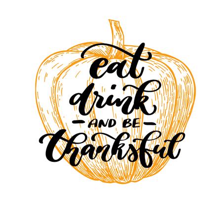 Thanksgiving day Verkoop vector kaart.