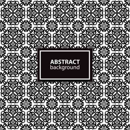 Ethnic geometric pattern design. Stock fotó - 92164373