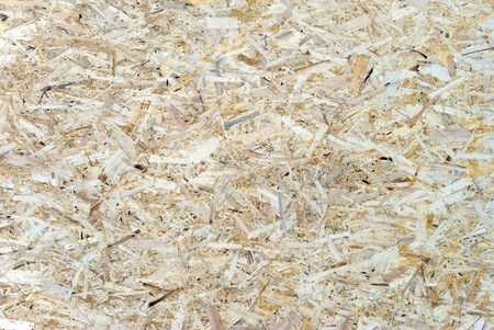 background made of pressed wood chips Stock Photo - 17727984