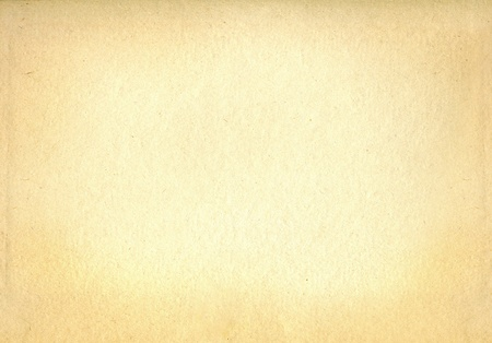 yellowed: Old yellowed paper background without an inscription