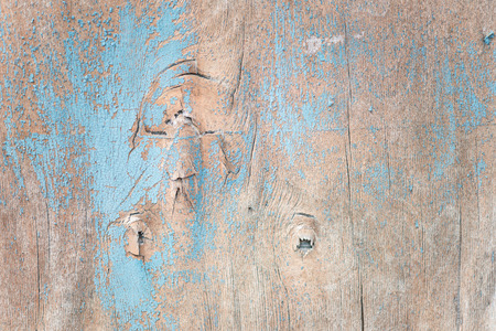 crackles: Multicolored : wooden surface with blue paint flaking and cracking texture Stock Photo