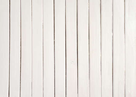 environmentally: Background of white vertical wooden planks, painted with environmentally friendly color
