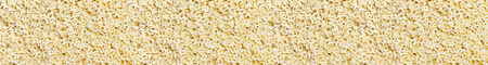 Background ore long bannerof raw pasta letters close-up
