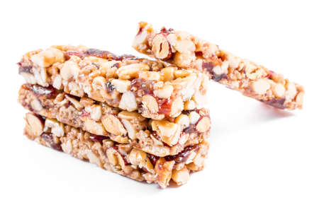 nuts granola bars