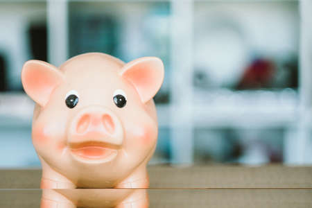 piggy bank. saving and investing concept 版權商用圖片